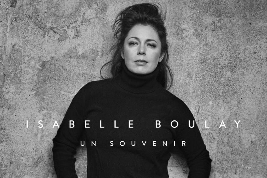 Isabelle Boulay dévoile la venue d'un nouvel album