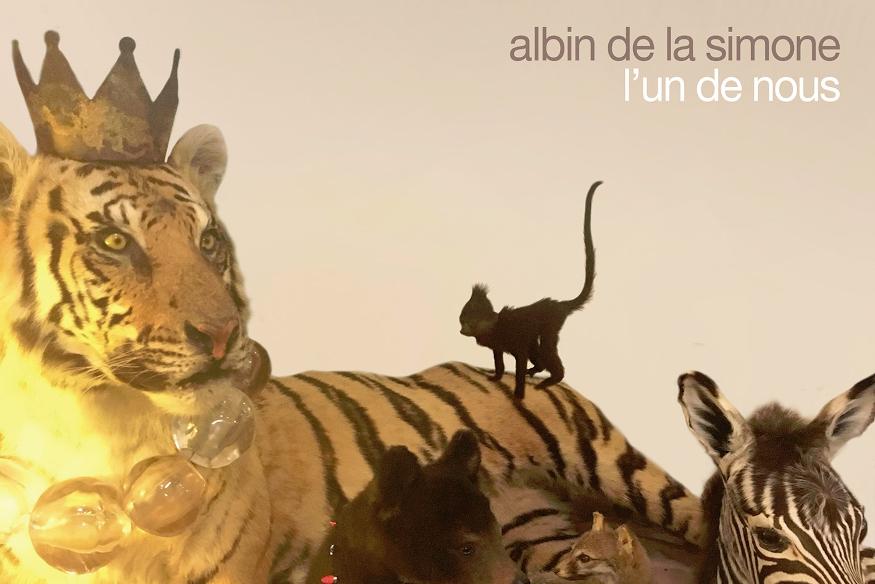 Albin de la Simone lance le 24 février son nouvel album