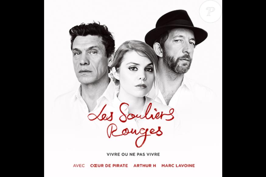 """Kinona nous parle du conte musical """"Les Souliers Rouges"""""""